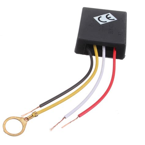 3 way touch light sensor switch for l desk
