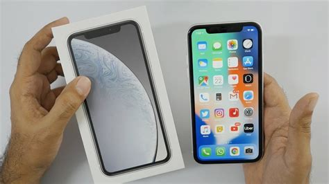 iphone xr unboxing overview with sles