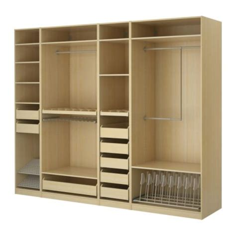 ikea closet organizer everyday clever creative closets organization at its best