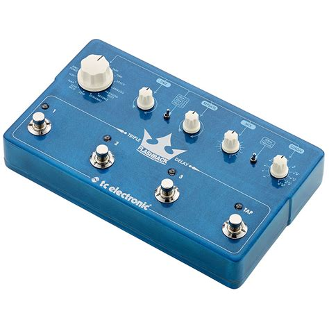 Tc Electronic Delay tc electronic flashback delay 171 guitar effect