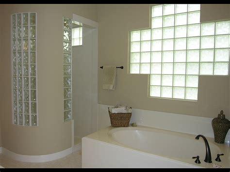 glass blocks for bathroom walls longwood home tours