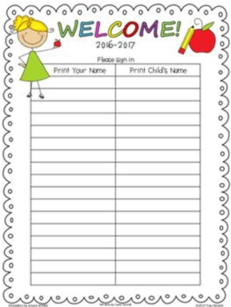 best 25 sign in sheet ideas on pinterest sign in to