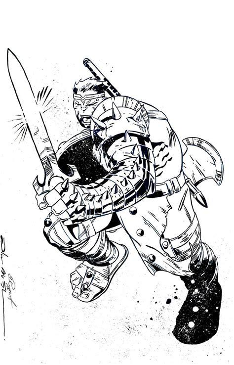 planet hulk coloring pages world war hulk inks by bruppert on deviantart