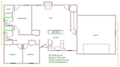 bathroom floor plans free home floor plan1475ideas030110 jpgclick image to