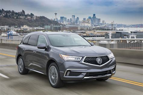 hybrid acura 2017 acura mdx hybrid first drive review a small piece