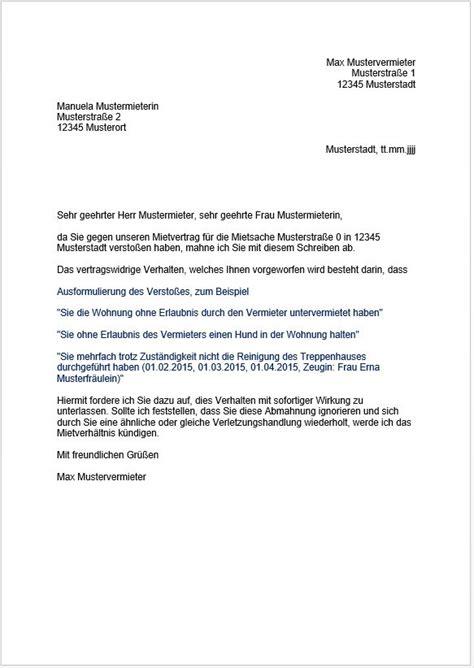 Muster Kündigung Mietvertrag Durch Vermieter Kostenlos Fristlose K 252 Ndigung Mietvertrag K 252 Ndigung Vorlage Fwptc