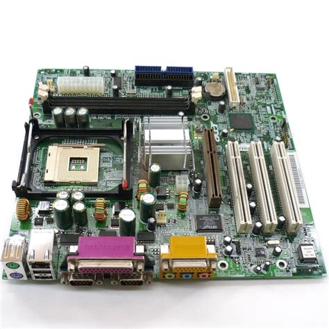 mainboard acer s82ma motherboard sockel 478 mit rechnung