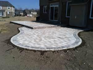 brick paver patio ideas