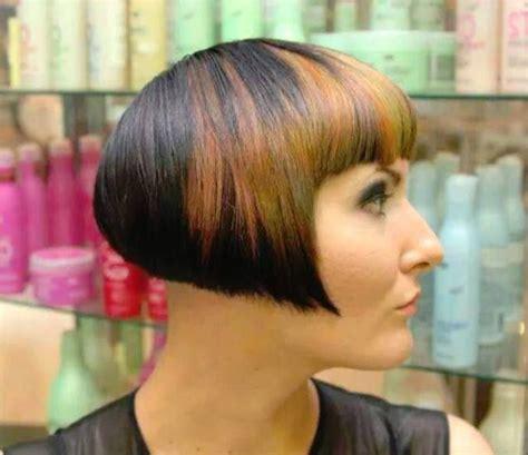 dominatrix bangs hair 113 best images about kapsels 5 bobs en bowls cut on