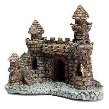28 apple home decor accessories castles castle aquarium castle tower ornament for fish tank decoration
