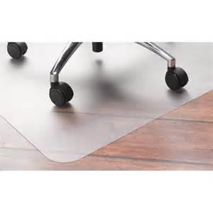 tapis de protection pour chaise 224 roulettes hamat