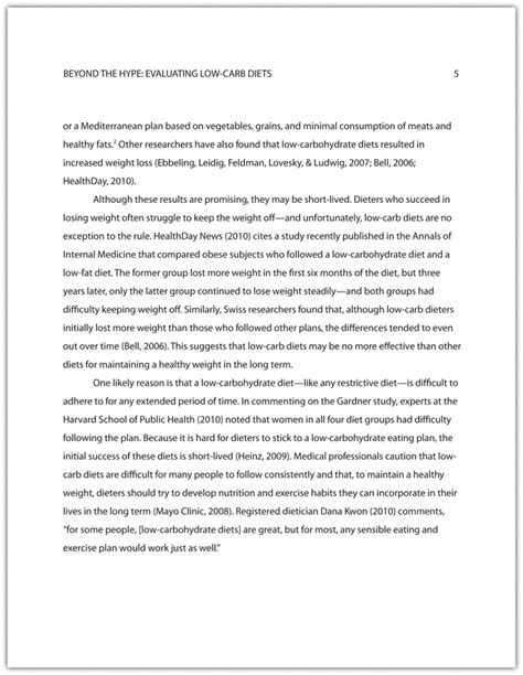 For A Essay by Writing A Research Paper