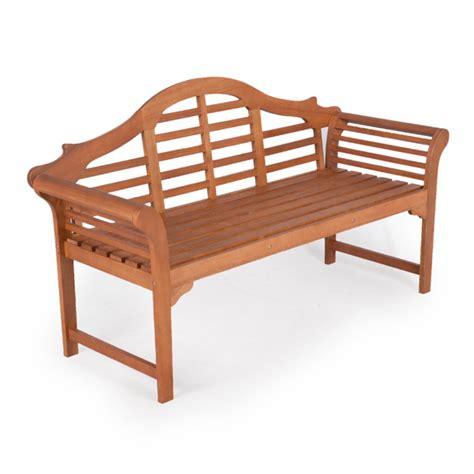 lutyens bench garden bench lutyens white oak in stock now greenfingers com