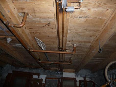 Comment Isoler Le Toit D Un Garage 3759 by Comment Isoler Le Plafond D Une Cave D Un Sous Sol Ou D