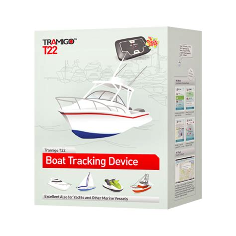 boat gps tracking device tramigo t22 boat marine locator anti theft gps tracking