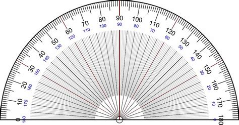 printable protractor small file protractor rapporteur degrees v3 jpg wikipedia