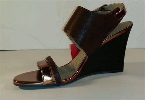 dexflex comfort wedges dexflex comfort wedge nwt 8m shoes heels