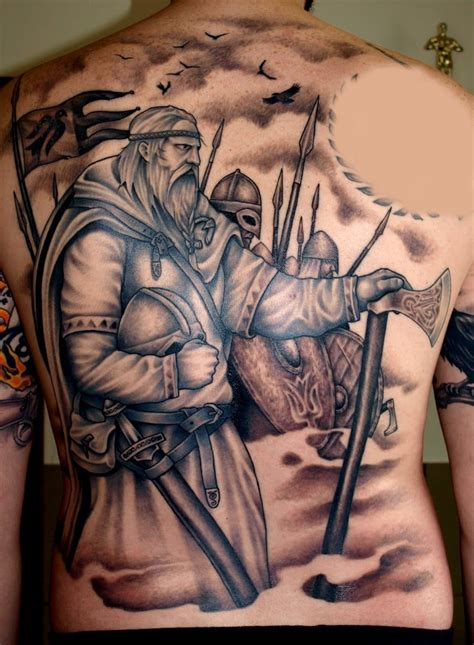 Viking Tribal Viking Tattoos For Ideas And Inspiration For Guys