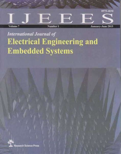 Scope Of Mba After Chemical Engineering by International Journal Of Electrical Engineering And