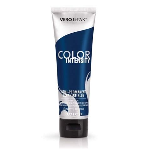 joico vero k pak color intensity sapphire blue