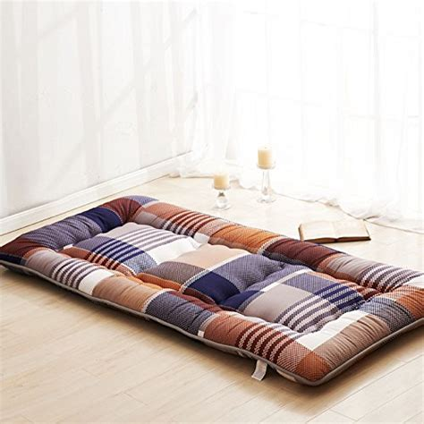 japanese futon mattress for sale perfect tartan brown futon tatami mat japanese futon
