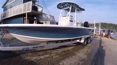 sea pro bay boat sea pro 248 bay boat for sale hickory bluff
