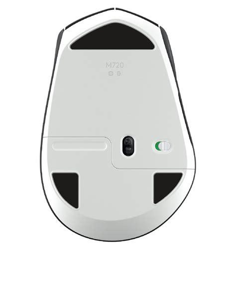 Logitech M720 Triathlon logitech m720 triathlon mouse gaming keyboards and
