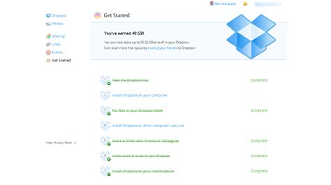 dropbox capacity free how to get 50gb dropbox free storage space