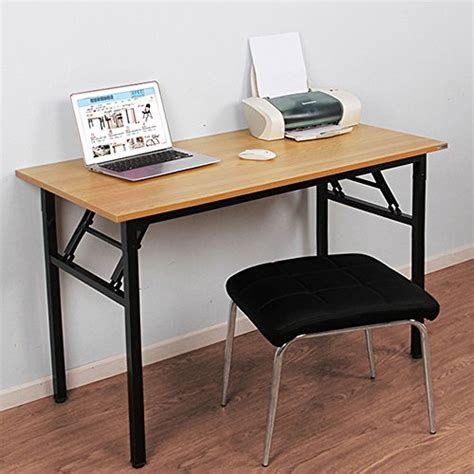 Folding Table As Computer Desk by Need Computer Desk Office Desk 47 Quot Folding Table Computer