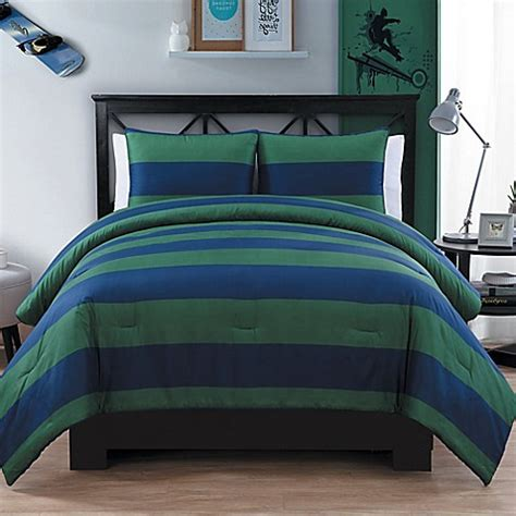 bed bath and beyond tempe rugby comforter set bed bath beyond