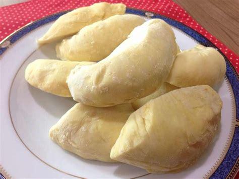 durian kupas by frozzen food frozen durian products thailand frozen durian supplier
