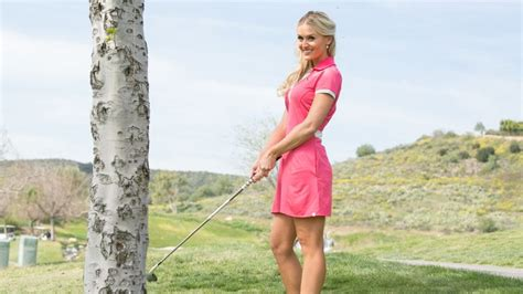 kelly swing watch the sexiest shots in golf how to hit with the