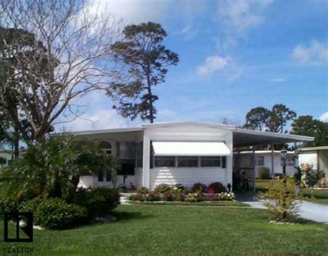 Terrace Gardens Retirement Home by Lake Tarpon For Sale Palm Harbor Pinellas County Mobile