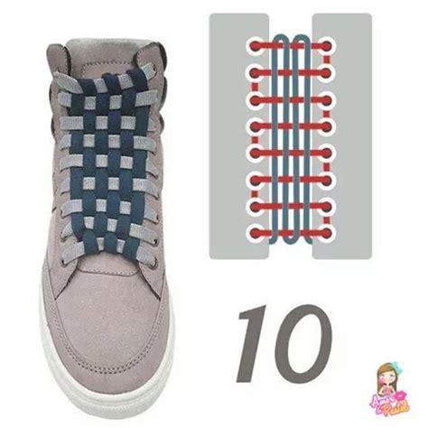Tali Sepatu Bisa Reques Warna Yang Di Inginkan 10 trik merajut tali sepatu biar makin keren dan kece saat hang out detik terkini