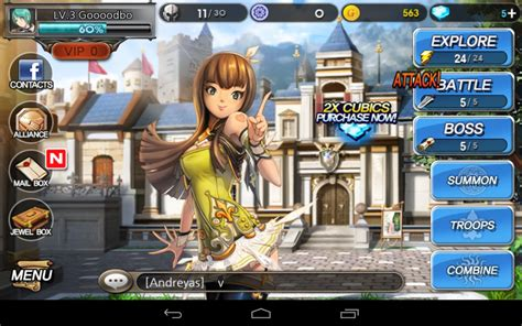 anime game android summon masters games for android 2018 free download