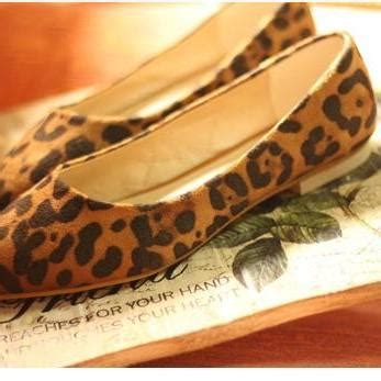 Flatshoes R 22 flat shoes brown leopard shoes on luulla