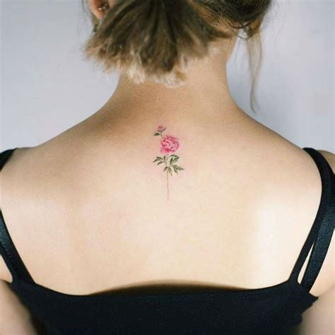 best 10 small flower tattoos ideas on pinterest