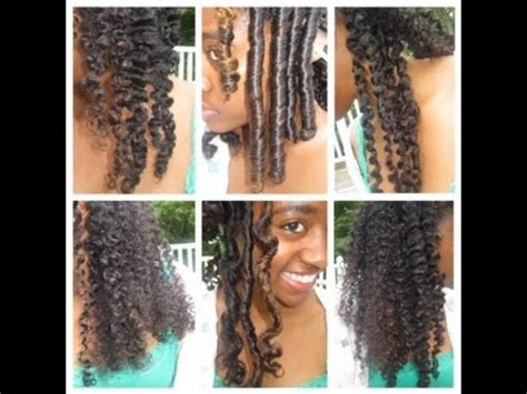 stranded rods hairstyle 6 natural hair styles and curls flexi rods 2 and 3