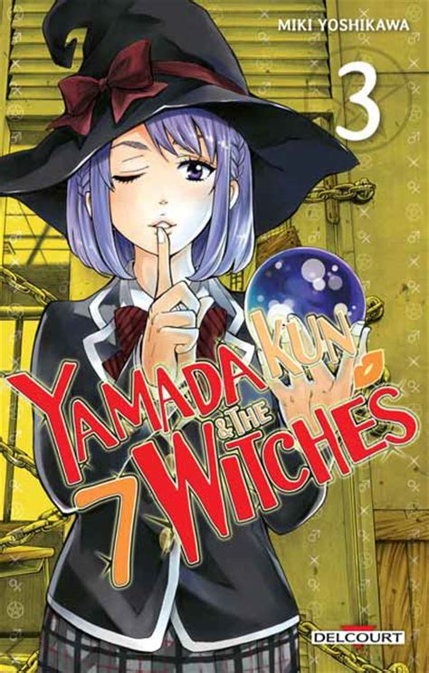 Yamada The 7 Witches Vol 12 by Vol 3 Yamada Kun The 7 Witches News