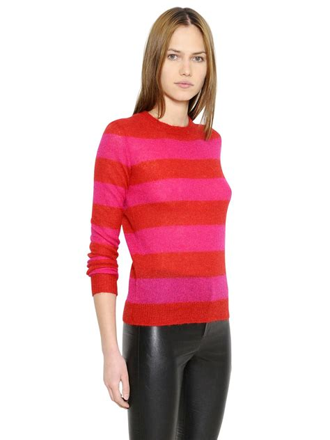 Rd Sweater Eyebrow Pink and pink sweater baggage clothing