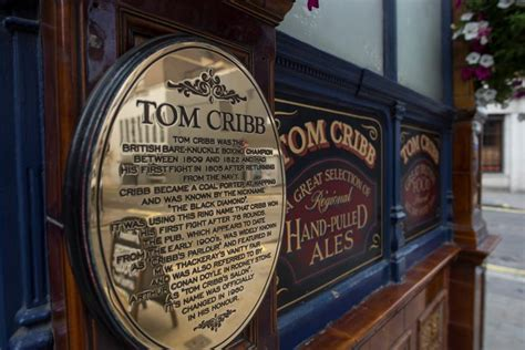 home tom cribb