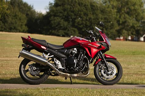 ride suzuki bandit 1250s review visordown