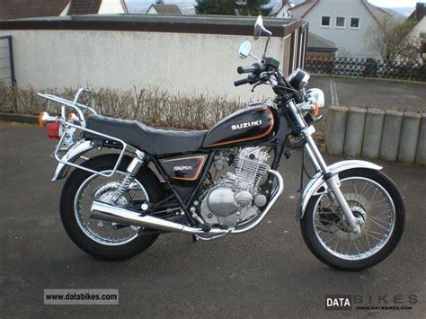 1993 suzuki gn 250 nj 42 a