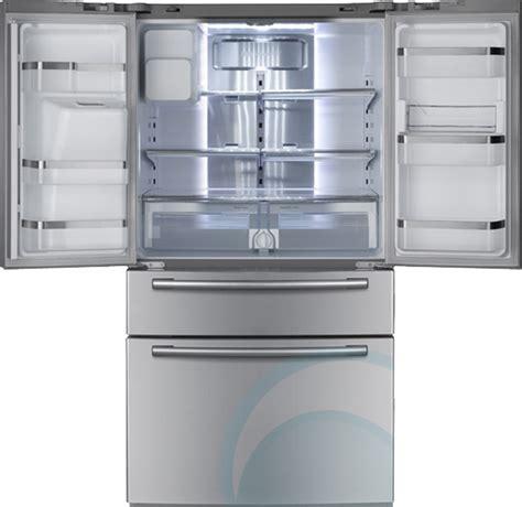 samsung 801l door fridge review 801l samsung wi fi 4 door fridge srf800wgdls appliances