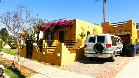 Spanish House Plans Mission Revival Architecture And The Home