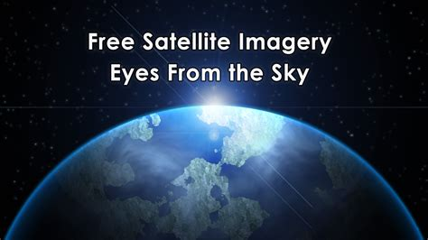 Free Search No Cost At All 15 Free Satellite Imagery Data Sources Gis Geography