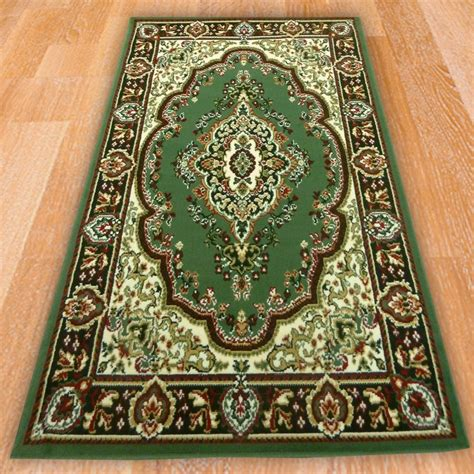 rugs traditional green classic traditional rug carpet runners uk