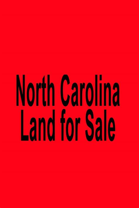 buy house in north carolina north carolina land for sale