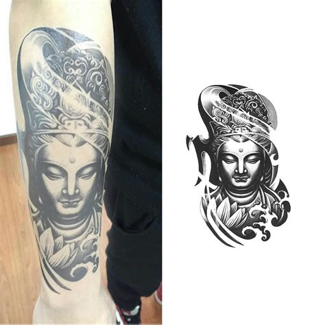 buddha henna tattoo buy wholesale temple tattoos from china temple