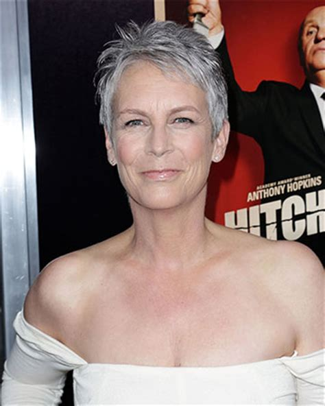 jamie lee curtis hairstyles tips how to embrace a stylish grey hairstyle